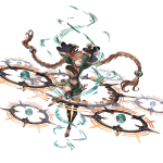 風属性SSRキャラ・カルメリーナのスキル詳細・性能・運用の仕方・サプチケオススメ度評価等(グランブルーファンタジー)