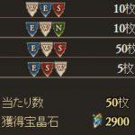 ブックメーカー大勝利!(グラブル日記)